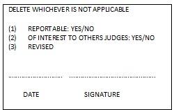 Judiciaryy